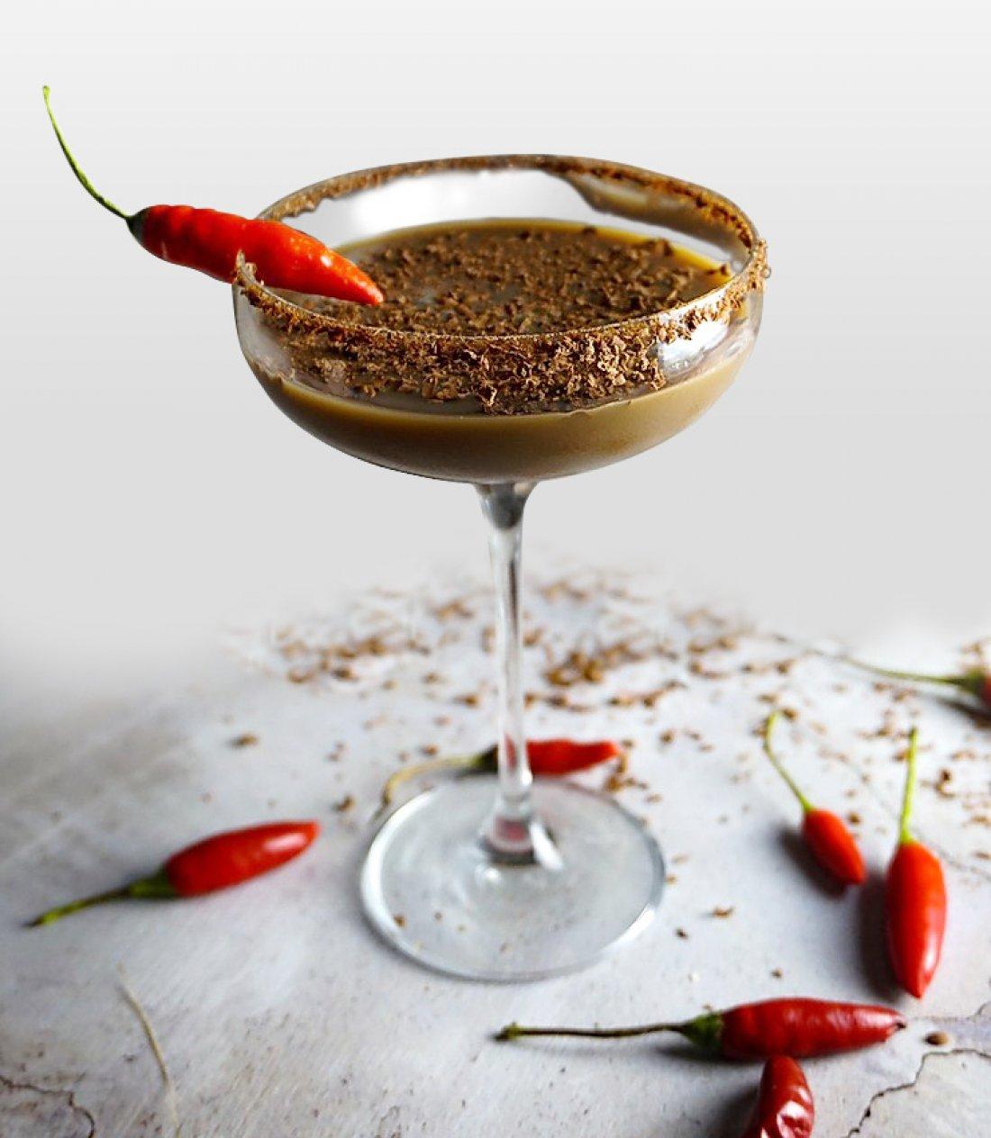 Choc Chilli Espresso Martini Vegan Cocktail Recipes Castle Glen Australia